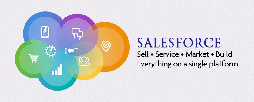 What makes Salesforce world's No. 1 CRM platform