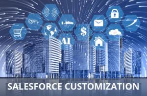 Salesforce customization service