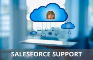 Salesforce support service