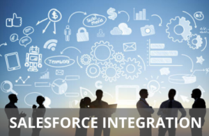 salesforce integration service